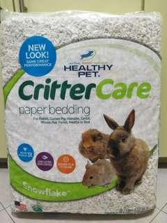 Small animals bedding Critter Care