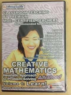 Creative Mathematics - Advanced