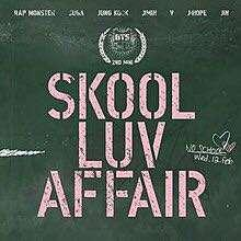 BTS SKOOL LOVE AFFAIR