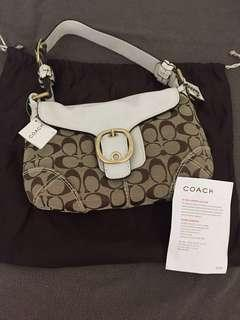 Brand new and authentic Coach bag
