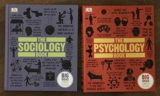 Psychology and Sociology guidebooks [Reserved]