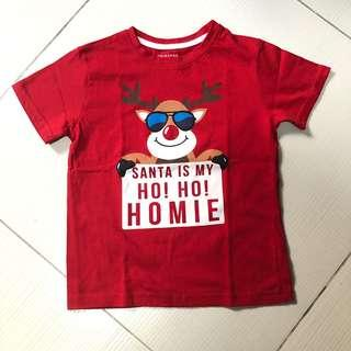 Red Christmas Tshirt