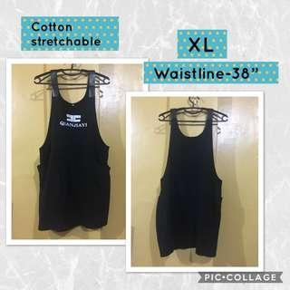 Cotton dress jumper style