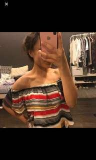 Off Shoulders Top