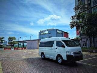 Van Rental Kuala Lumpur