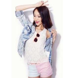 TCL Lace Top