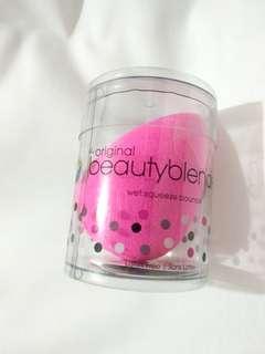 The Original Beauty Blender Pink