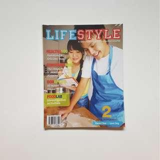 LIFE STYLE:  A SECONDARY HOME ECONONMICS COURSE 2 (Express / Normal Academic)