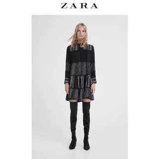 Zara Over the Knee Hight Heel Boots