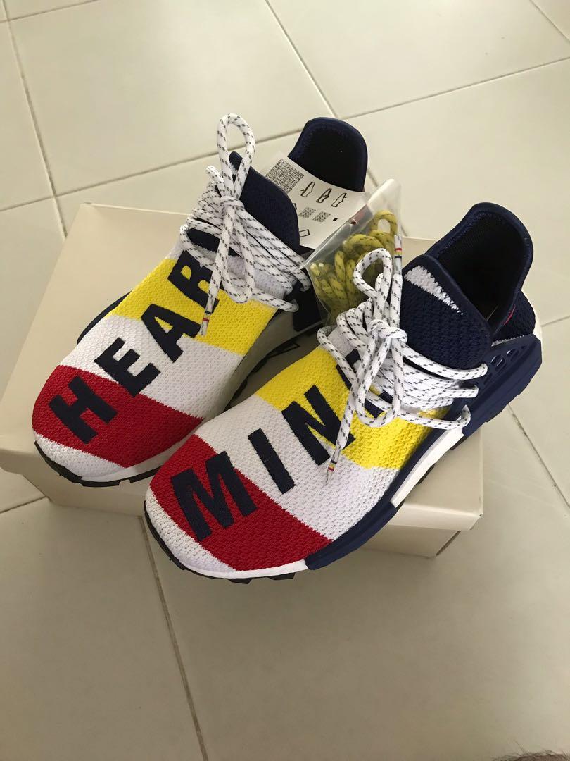 36221cfa6 Adidas Human NMD BBC Pharrell Williams