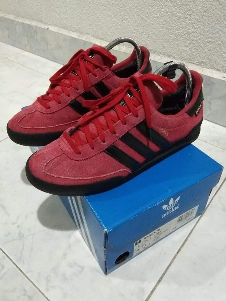 adidas jeans gtx trainers