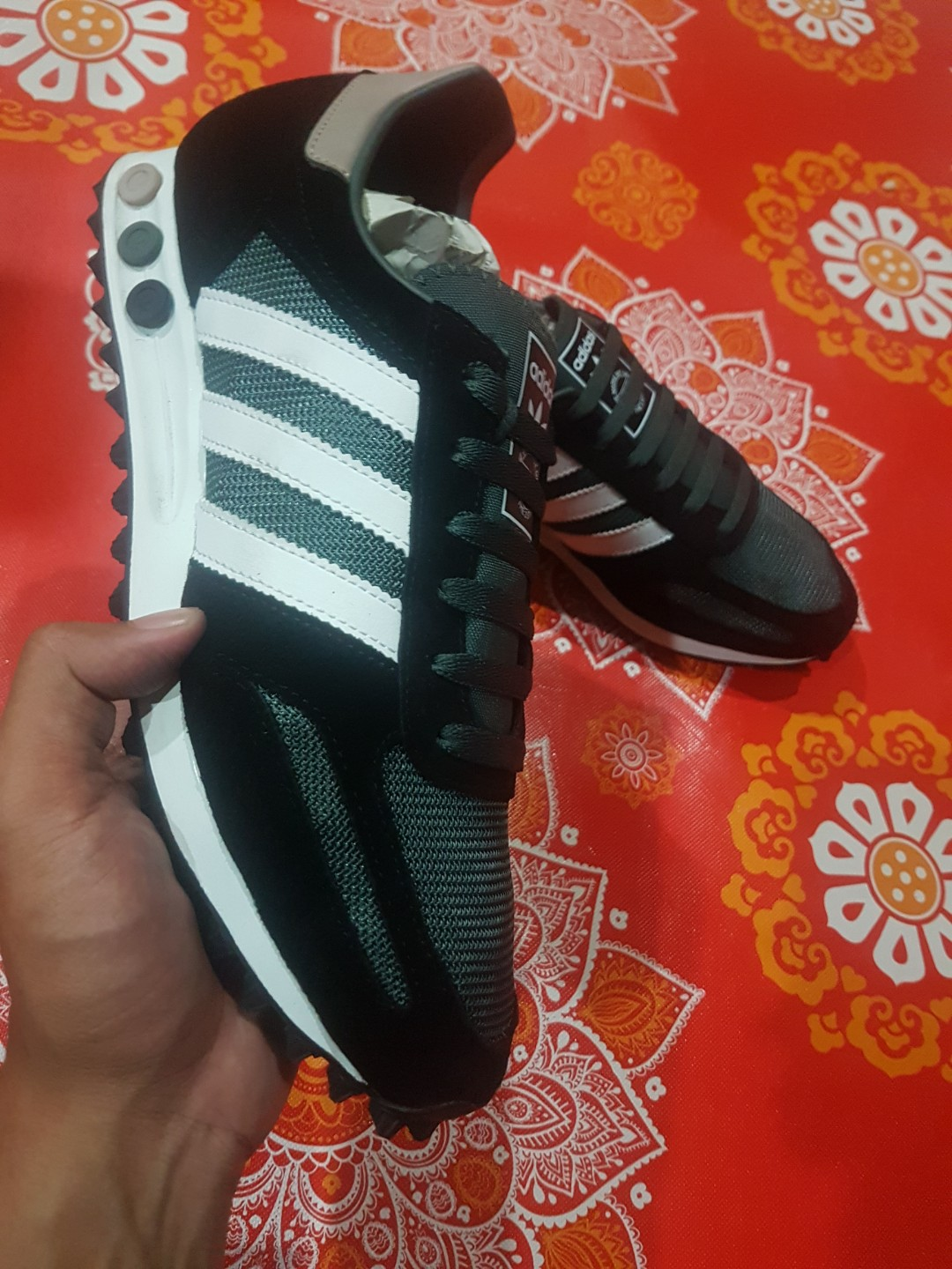 brand new 19d4e 58e38 Adidas LA Trainer, Men s Fashion, Footwear, Sneakers on Carousell
