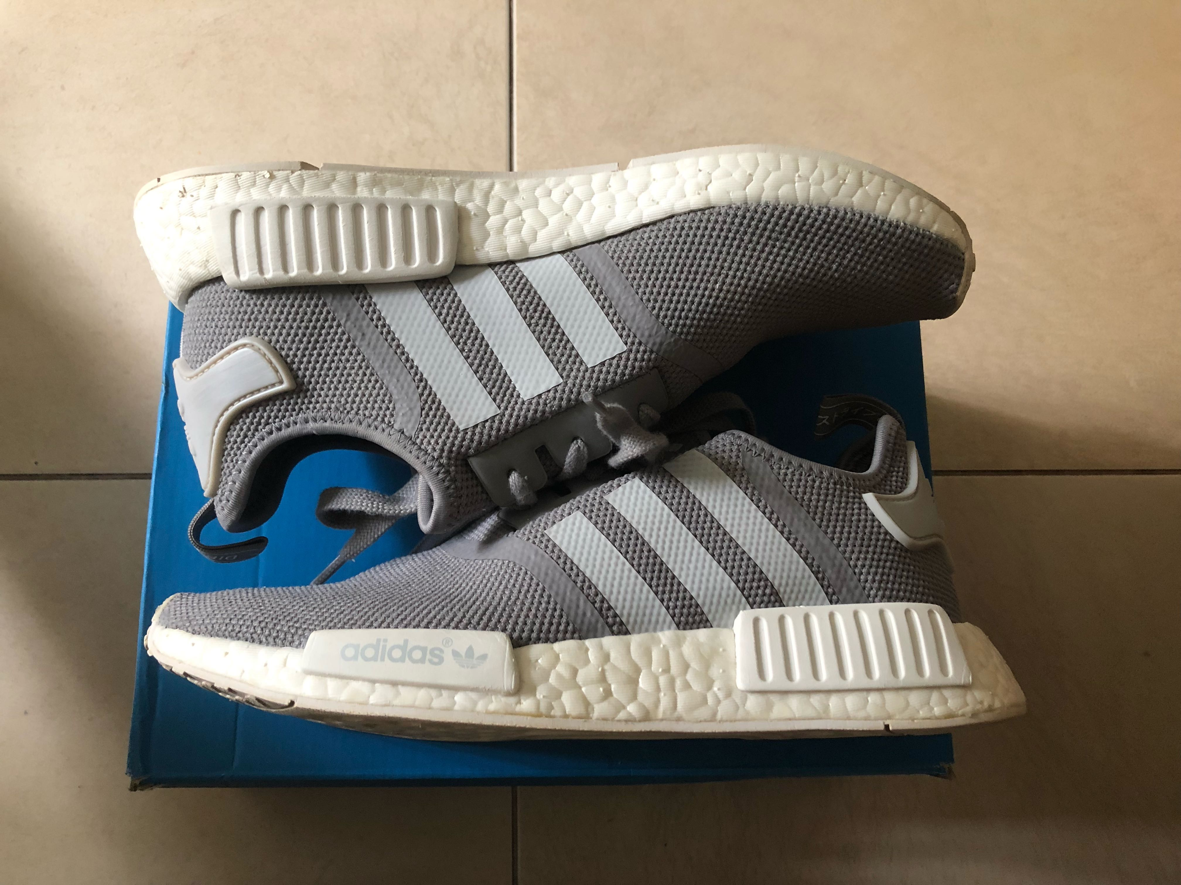 more photos 5329d 3cc05 Adidas NMD, Mens Fashion, Footwear, Sneakers on Carousell