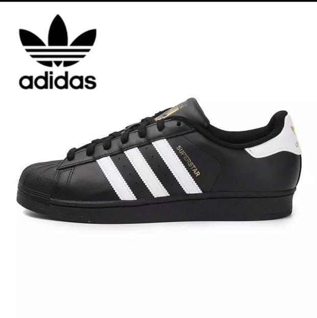 94dd0abbf715a Adidas Superstar black gold