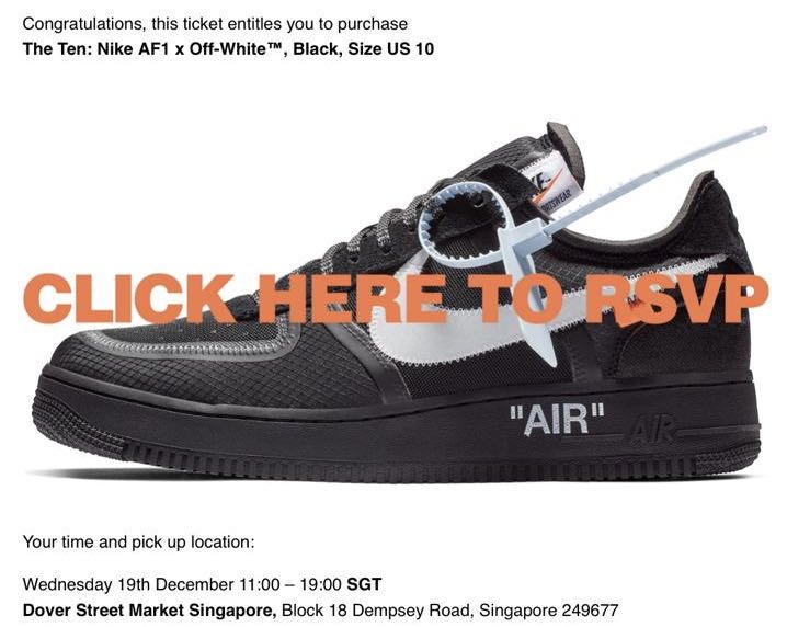 0b1368a44a3af Air force 1 low x off white Black