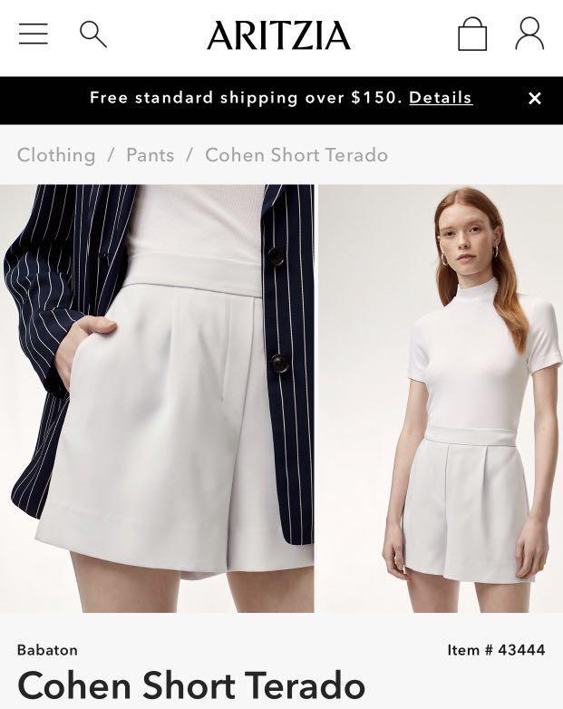 ARITZIA Wilfred Babaton Wardrobe for Sale