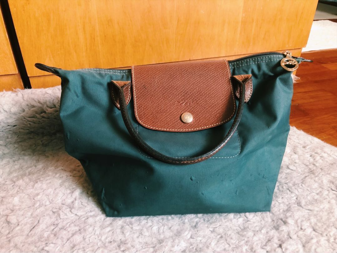 ce304508c4bf Authentic Longchamp Le Pliage Small Bag