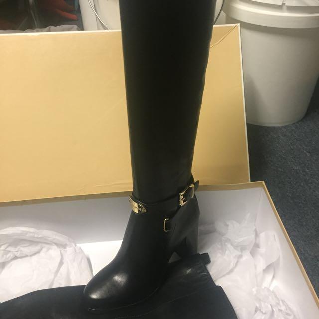 Authentic Michael Kors Boots