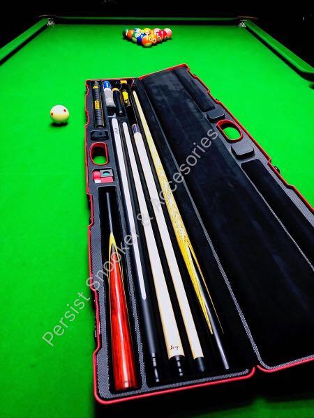 Big 3/4 snooker cue case