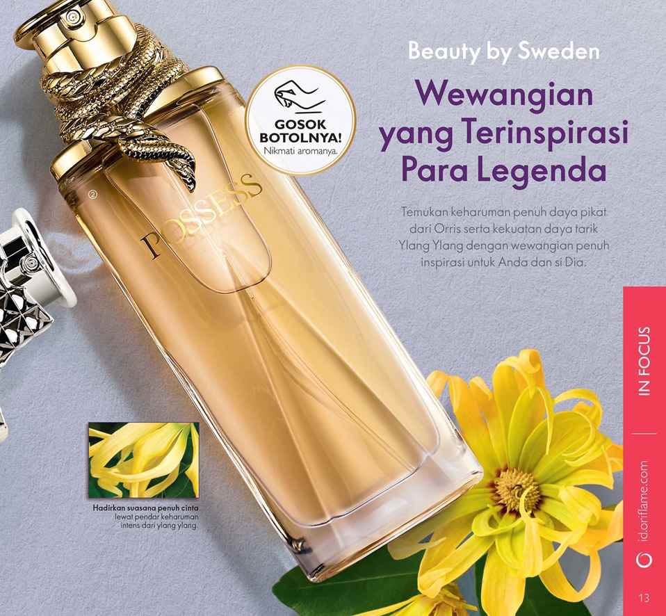 Buy 1 Get 1 Parfum Possess Eau De Parfum On Carousell