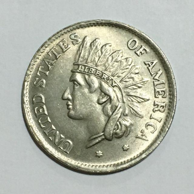 Collectible Item} Vintage 1851 One Dollar