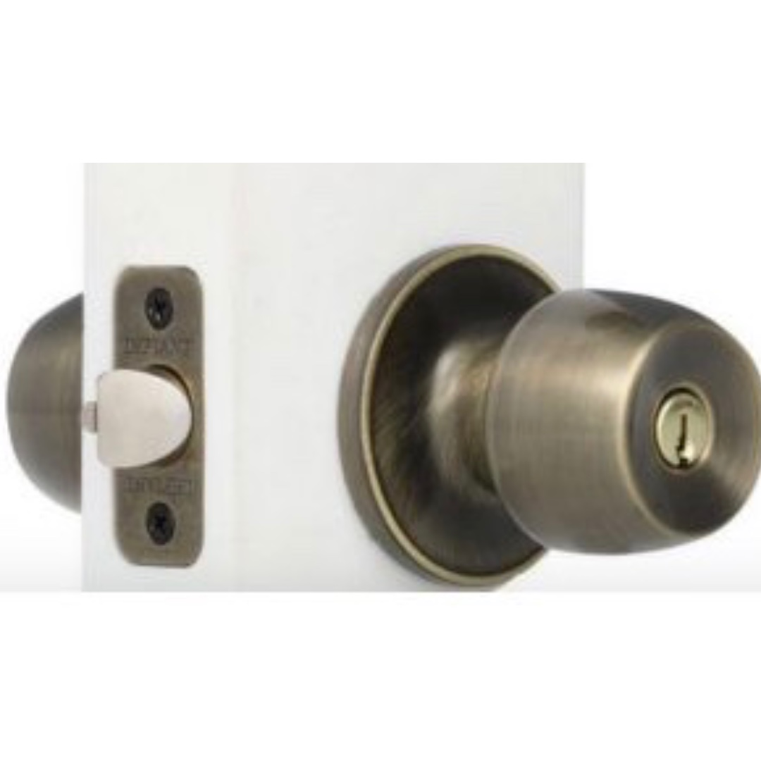 Cylindrical Bedroom Door Knob Furniture Others On Carousell