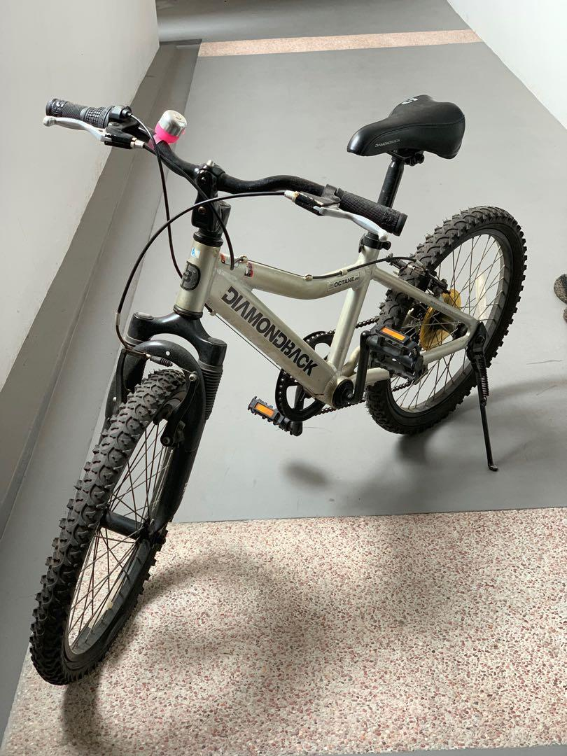 Diamond black Octane 20 mountain bike, Bicycles & PMDs