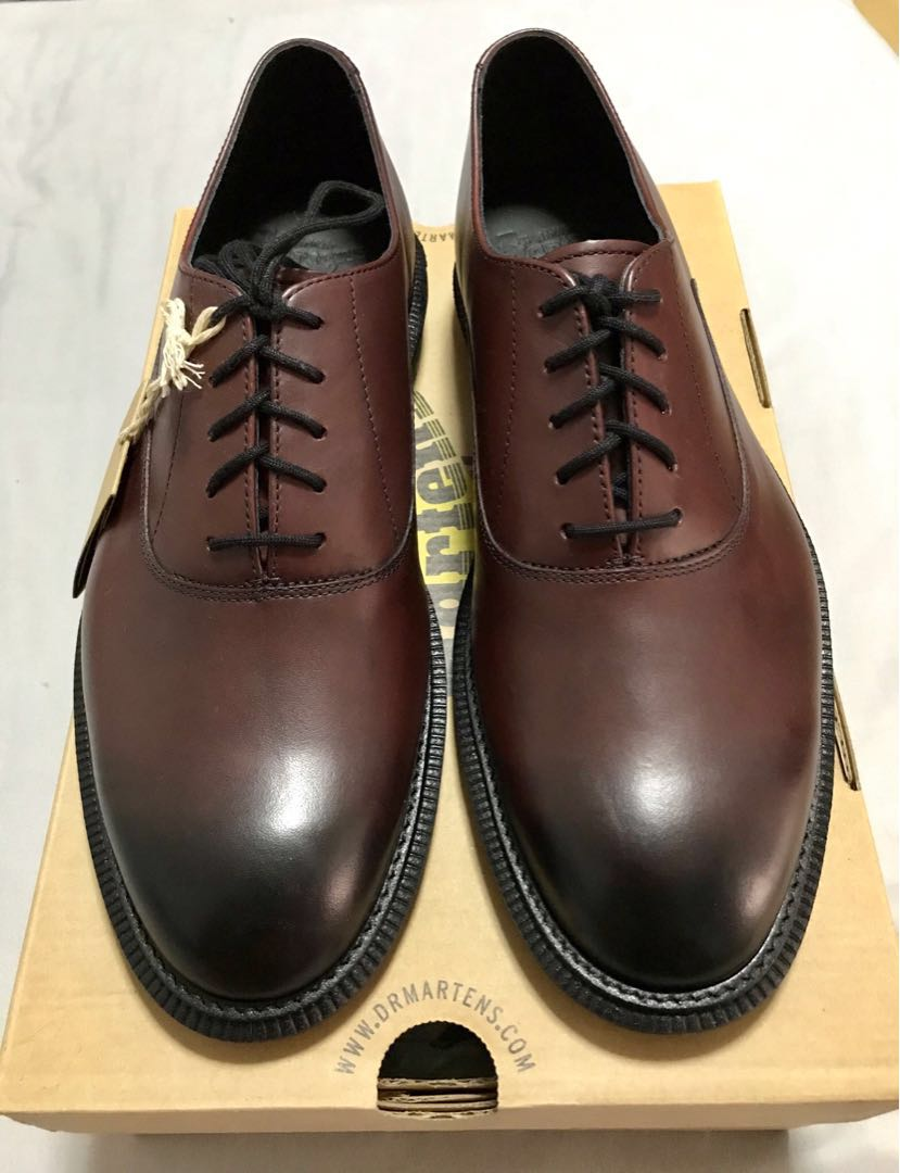 fd8ac7e2758 Dr. Martens Fawkes (Cherry red rouge)