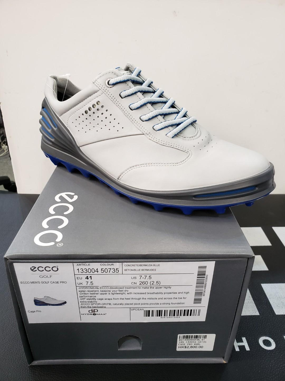 ecco golf shoes hong kong