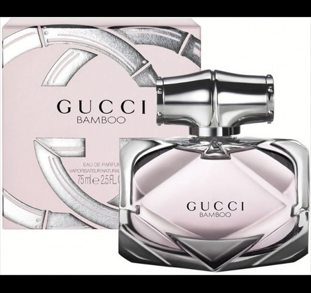 Gucci Bamboo Health Beauty Perfumes Deodorants On Carousell