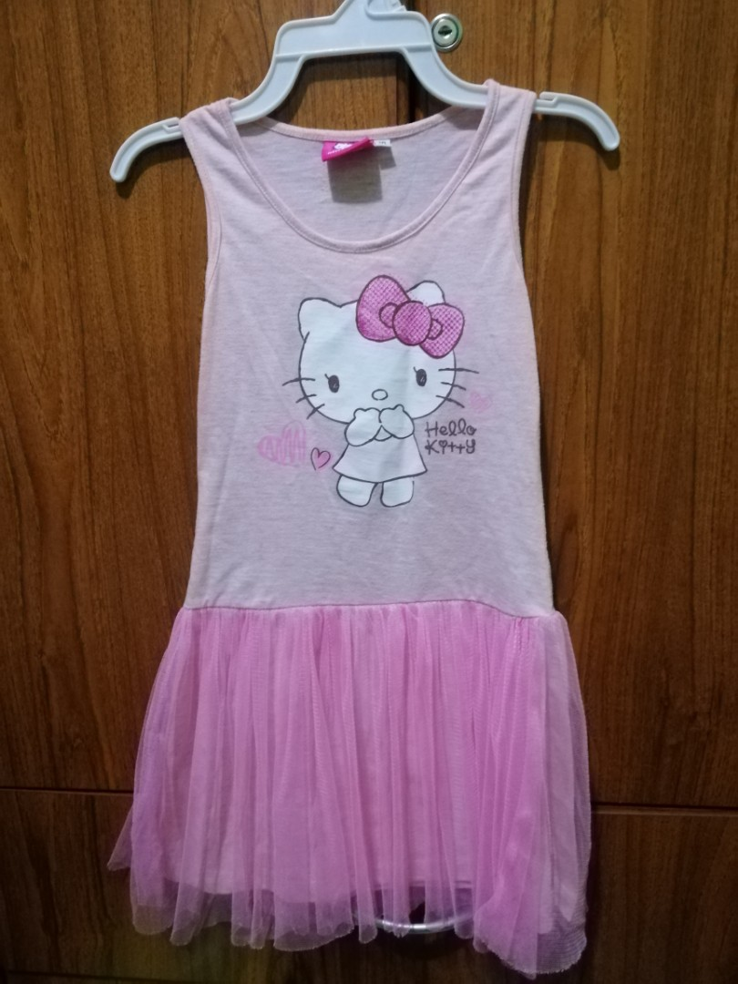 1617fadc7 Hello Kitty Tutu-inspired Dress, Babies & Kids, Girls' Apparel, 4 to ...