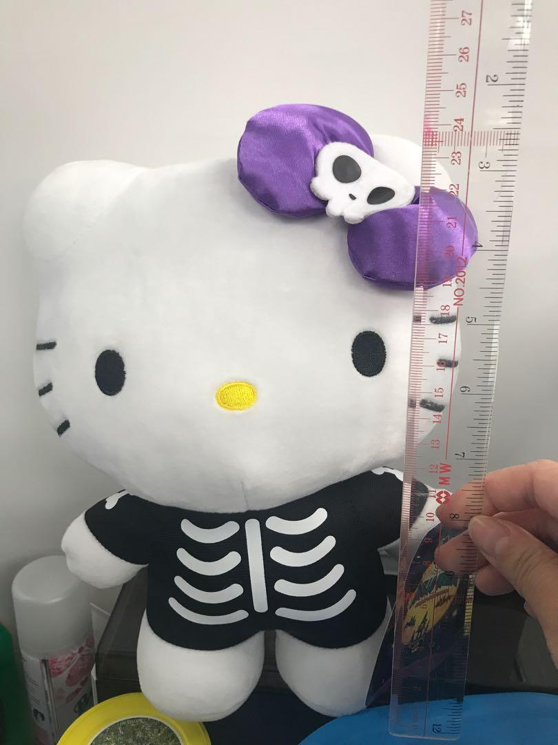 Hello Kitty x Ocean Park絕版毛公仔