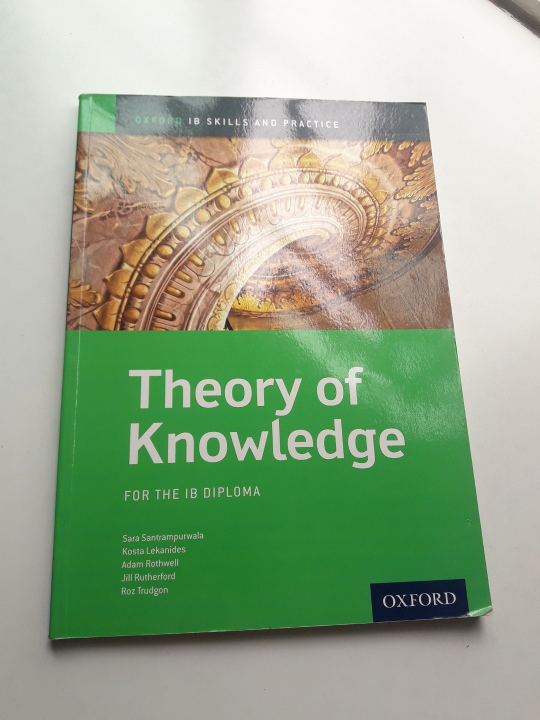 IB Theory of Knowledge Study Guide, Books & Stationery, Textbooks, Tertiary  on Carousell