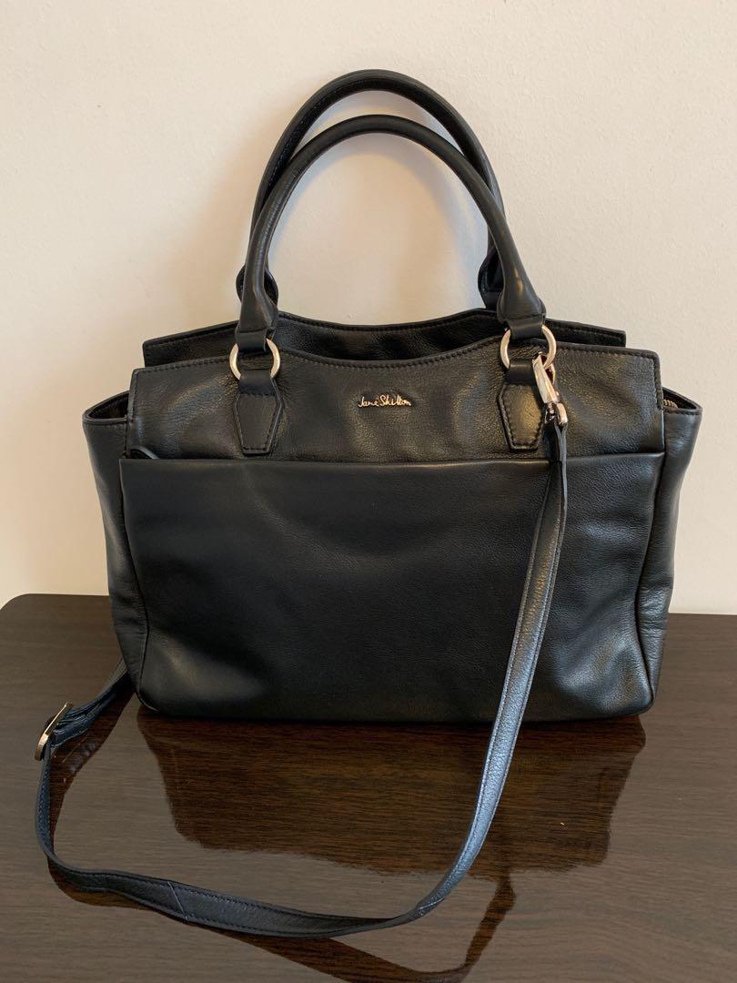 Jane Shilton leather work bag 839cf392f8b35