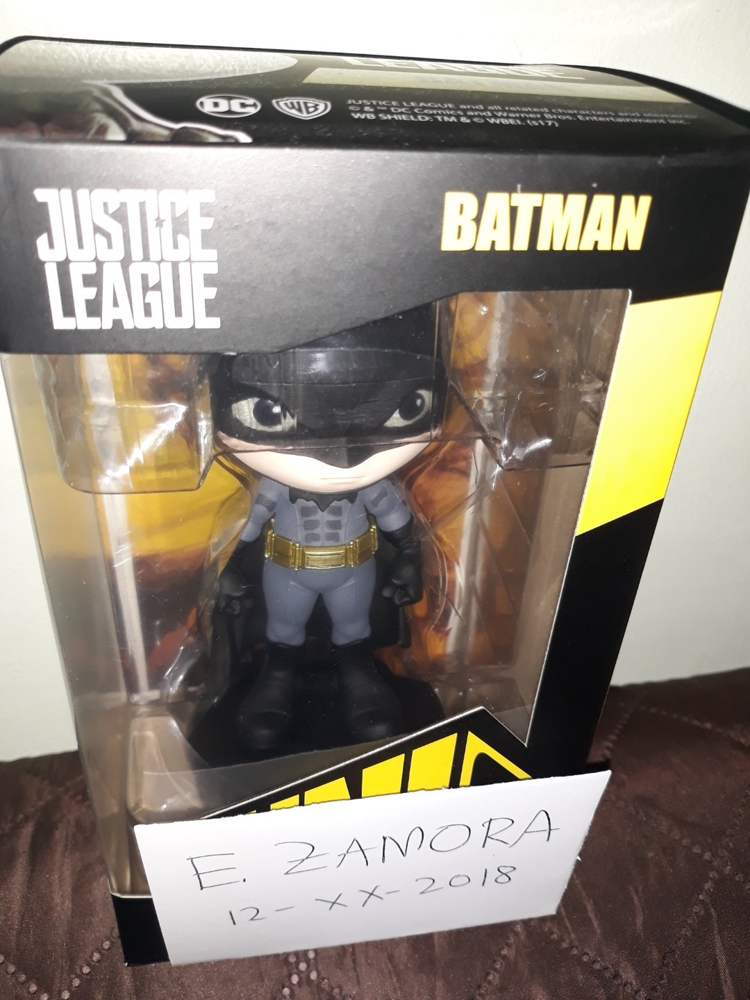 Justice League Heroes Batman Action Figure By Minico Toys Games
