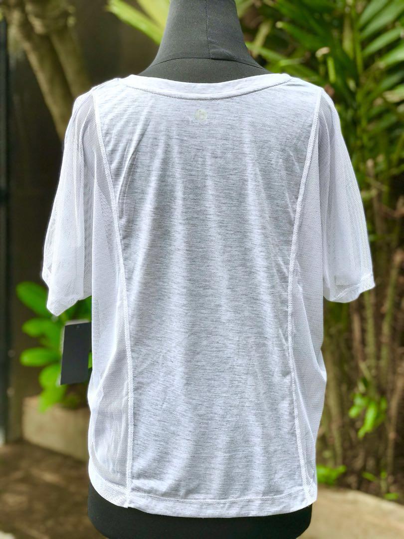 Kaos Fitness/Gym Cotton On Body (Original)