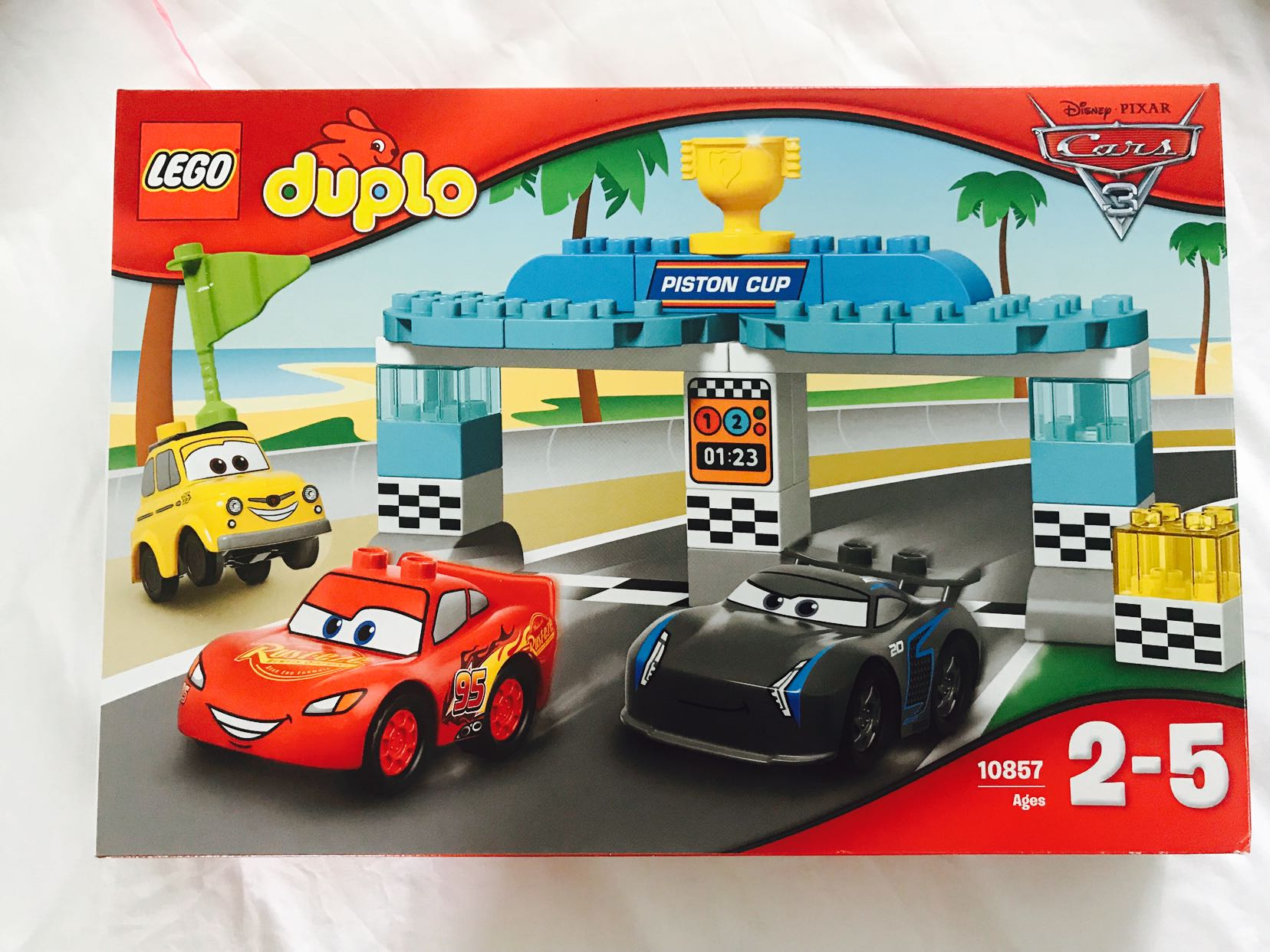 Lego Duplo Cars Babies Kids Toys Walkers On Carousell