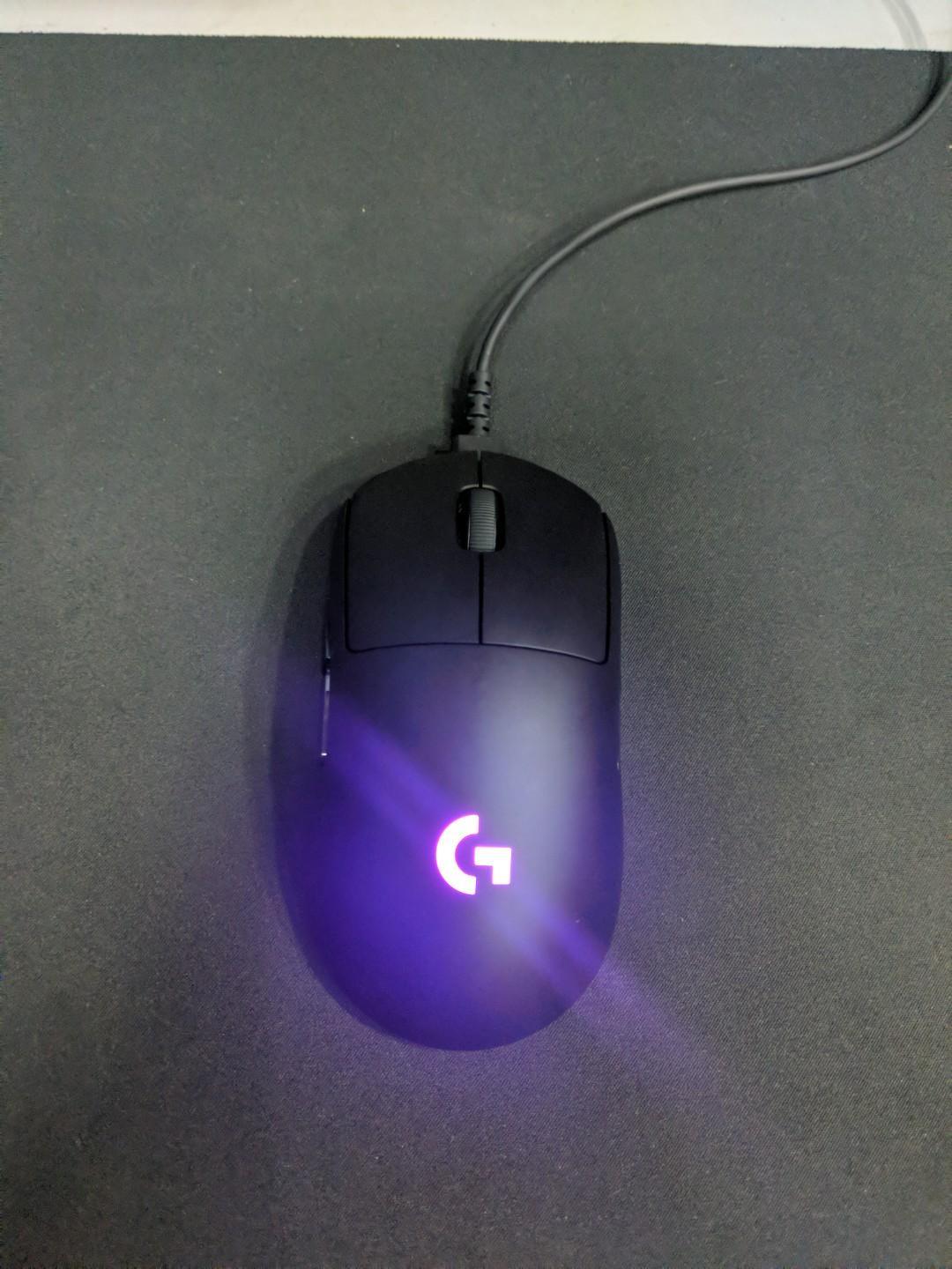 Logitech g pro wireless, Electronics, Computer Parts