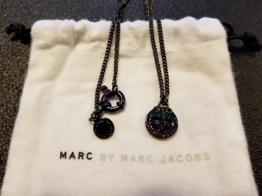MARC BY MARC JACOBS Turnlock Necklace