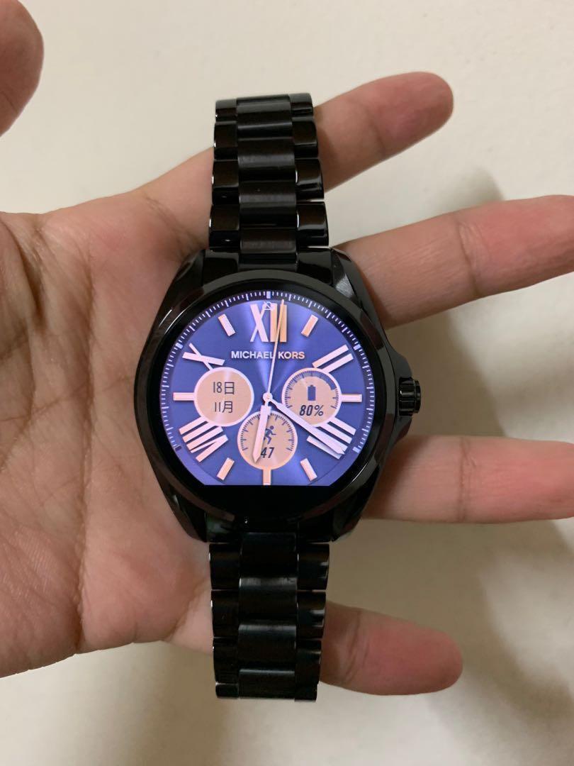 Michael Kors 時尚智慧型手錶-MKT5005