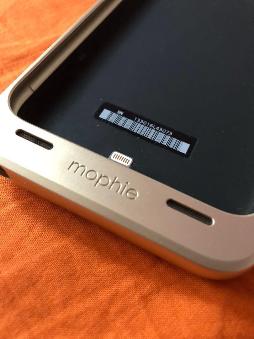 MOPHIE JUICE PACK - IPHONE 6/6s PLUS (reduced price)