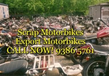 Motorbikes Scrap/Export 💰💰💰, Motorbikes, Motorbike