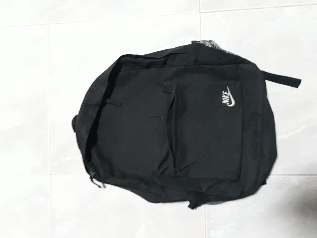 d213a76b95 Nike backpack black bag