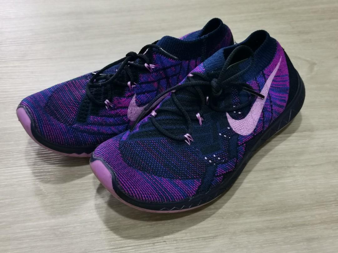 Nike Free Flyknit Barefoot Ride 3.0 for