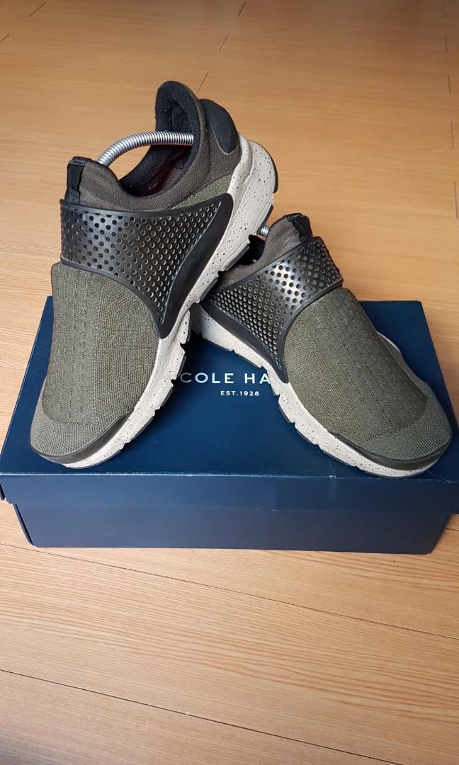 c2282feb5e47 Nike Sock Dart Military Green