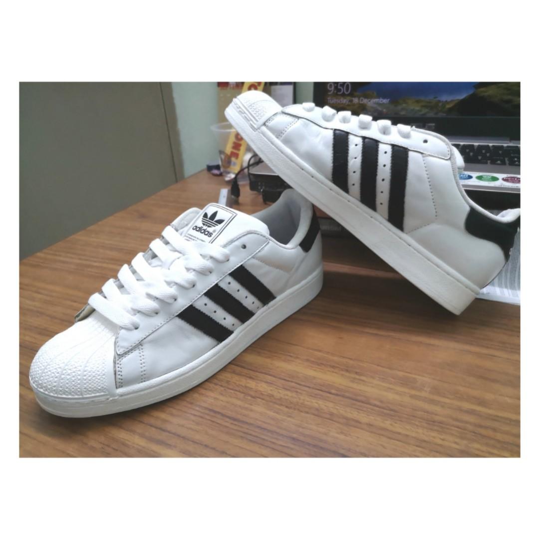 89b9e45660f57 FREE POS  Original Adidas Superstar II 2 OG Classic Colourway  DEC30 ...