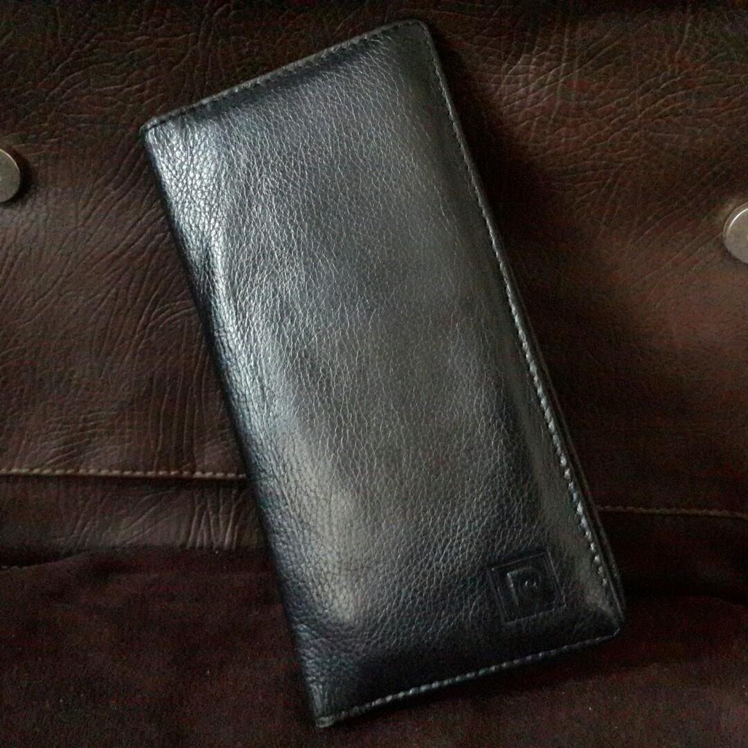 OEM Dompet Kulit Pria Premium HItam Source Pierre Cardin Long Classic Wallet Men s Fashion Men