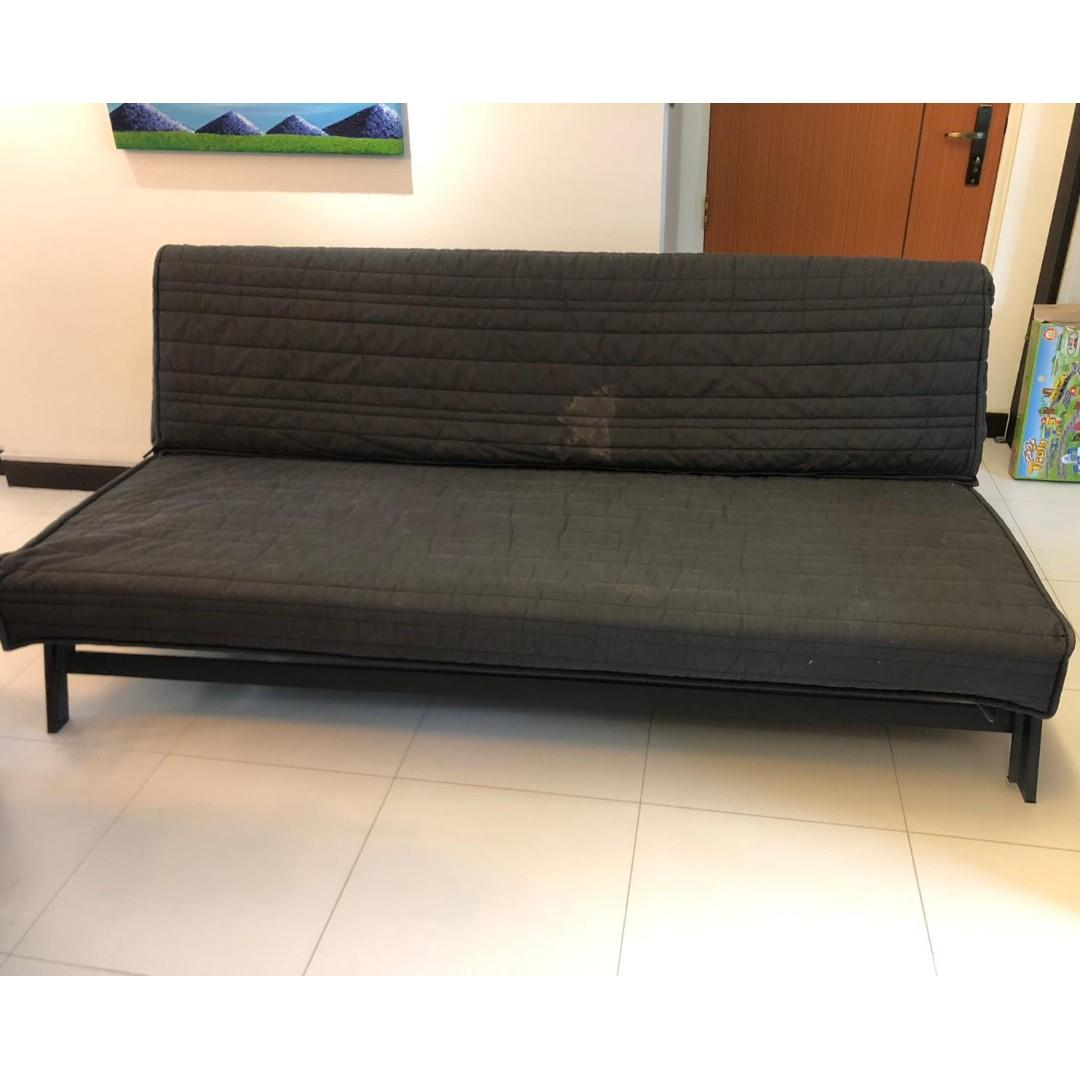 Swell Preloved Ikea Karlaby Sofa Bed Furniture Sofas On Carousell Pabps2019 Chair Design Images Pabps2019Com
