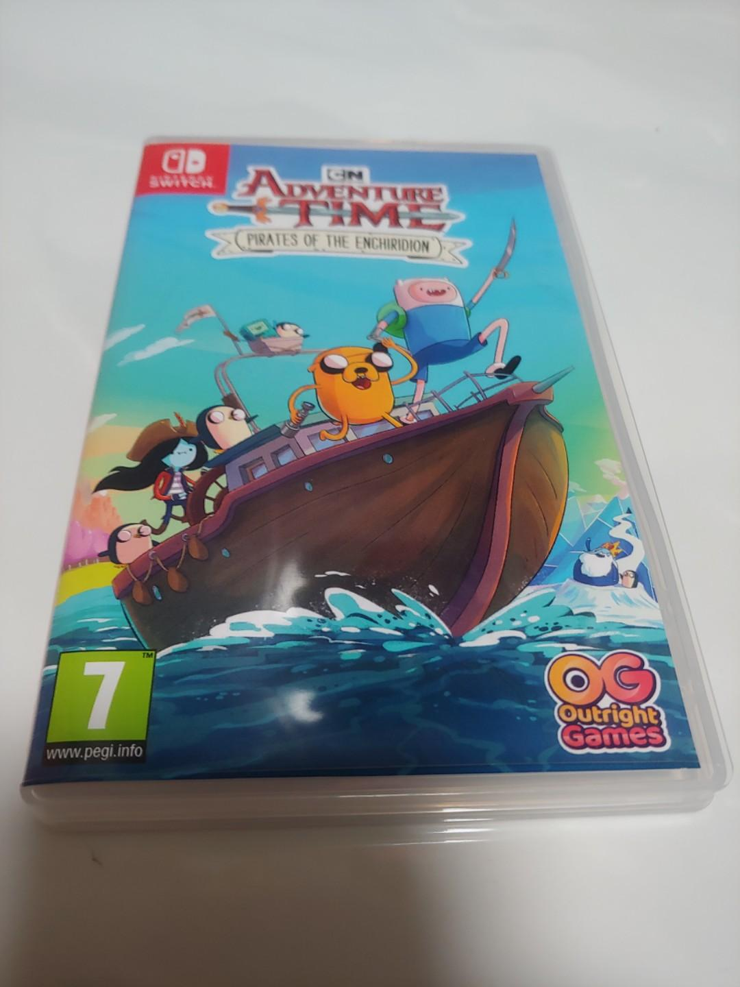 PRE-OWNED] ADVENTURE TIME: PIRATES OF THE ENCHIRIDION, Toys