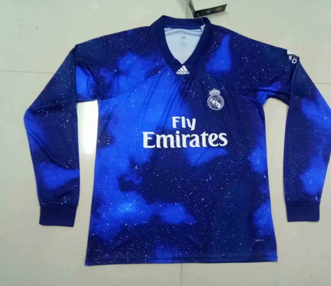 best cheap bf214 e0d01 Real Madrid X EA Sport Digital 4th Long Sleeve Kit, Sports ...